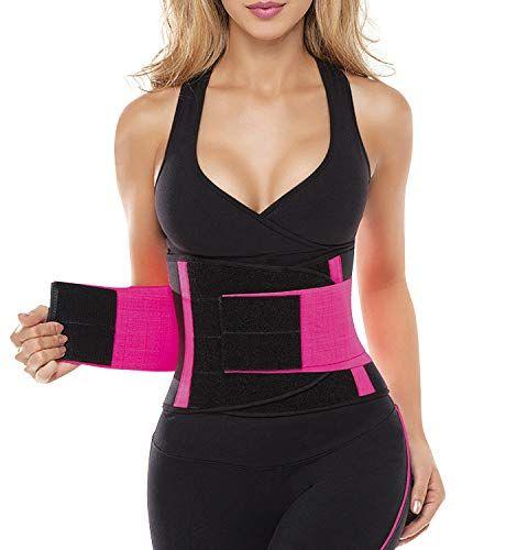 Slim Fit Sport Waist Trimmer Trainer Girdle Weight Loss Burn Fat Body Shaper HOT