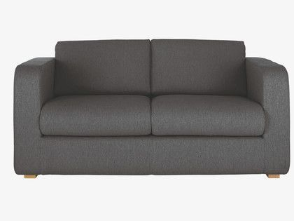 Porto Charcoal Fabric 2 Seater Sofa Bed 3 Seater Sofa Bed Sofa 3 Seater Sofa