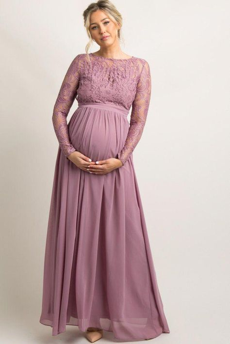 Pink Sleeveless Maternity Pregnancy Top Blouse Work Attire Lace Detail Open Back
