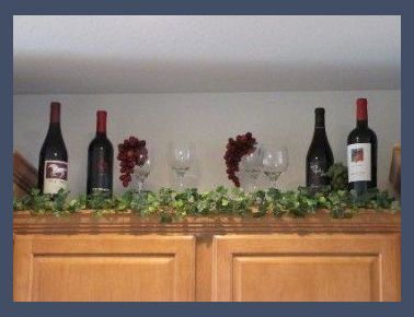 Need Some Ideas For Your Kitchen Decor Tips Wine Theme Themes