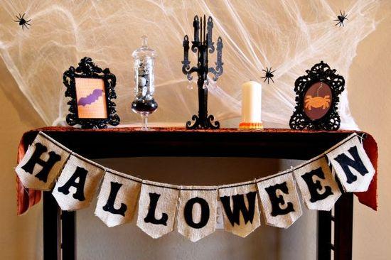 Halloween  Bunting #Halloween