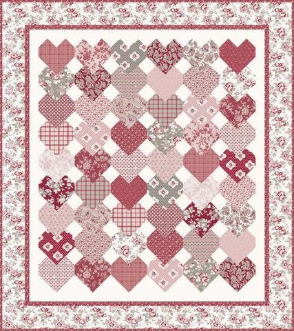 Pre-Cut Friendly Quilt Patterns: Part 1 – Planted Seed Designs