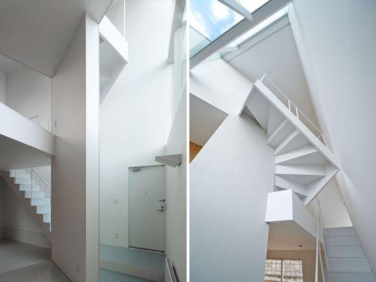 takato tamagami architectural design northern nautilus house designboom