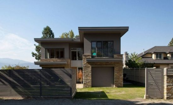 naramata modern home design