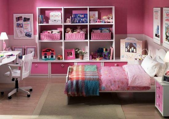 Decorar quarto de menina até 7 anos 013
