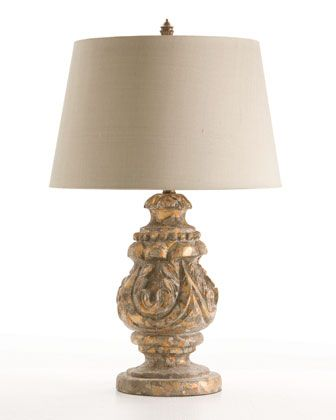 """""""Seymour"""" Table Lamp by Arteriors at Horchow."""
