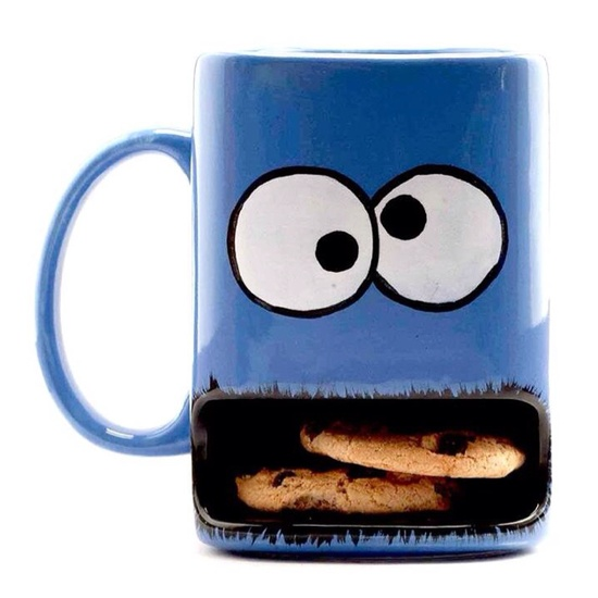 Must have this cookie monster mug!!! :)