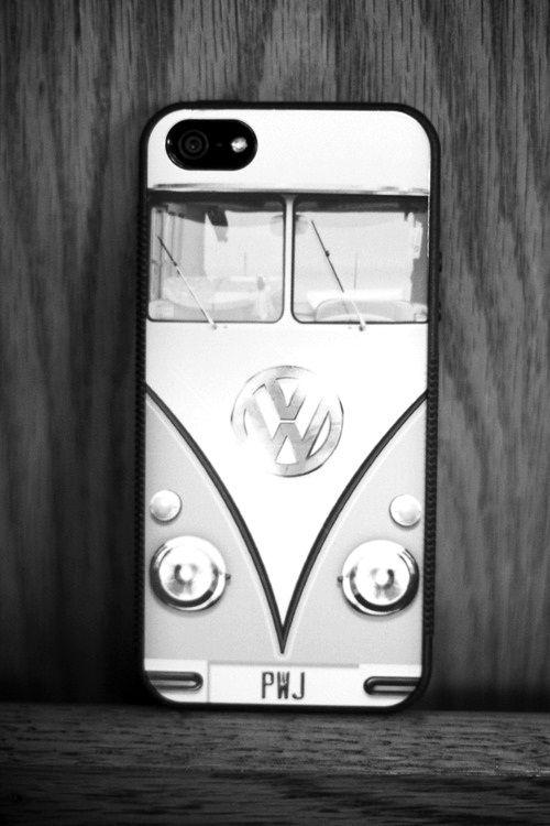Volkswagen Van iPhone cover