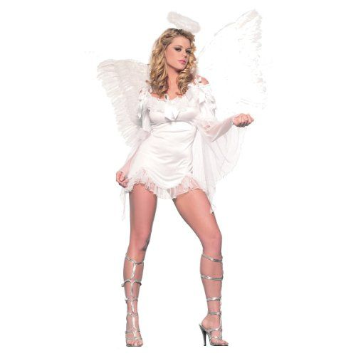 French Angel Sexy Women's Costume Adult Halloween « Clothing Impulse