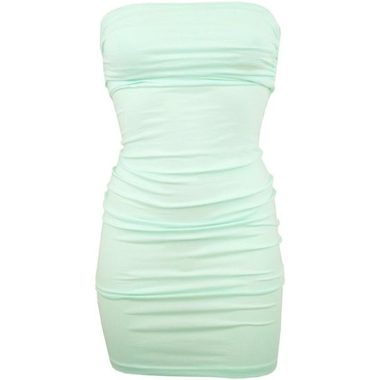 Vero Moda Kleid Maxi My Tube Dress, SALE, moonlight jade grün ($13) &#10084