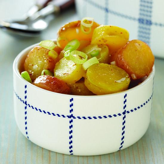 Potato Salad with Champagne Vinegar // More Picnic Recipes: www.foodandwine.c... #foodandwine