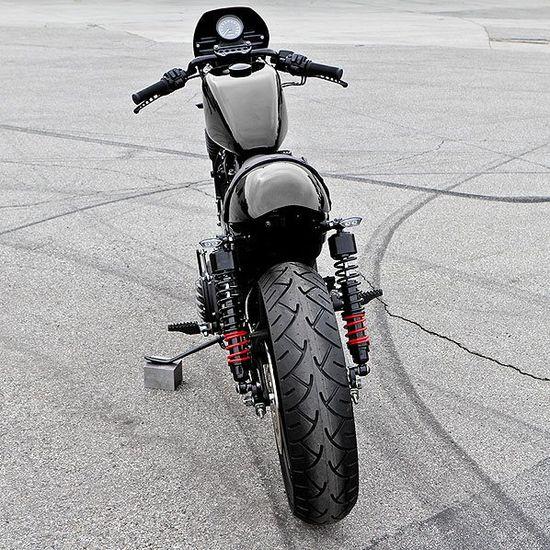 "Harley Sportster ""Cafè Racer Kit"" by Ryca Motors"