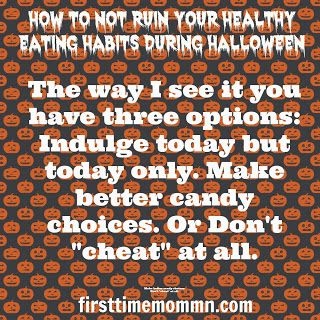 How to Not Ruin Your Healthy Eating Habits During Halloween