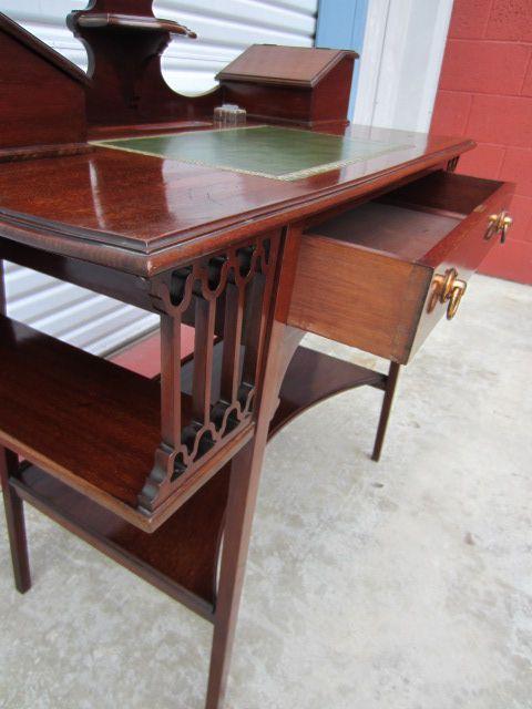 American Antique Desk Ladies Writing Desk Antique Furniture
