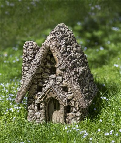 #Fairy house - Gnome Sweet Home from Campania