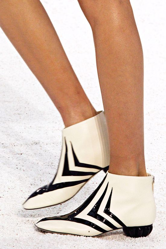 Chanel 2012 via Vogue