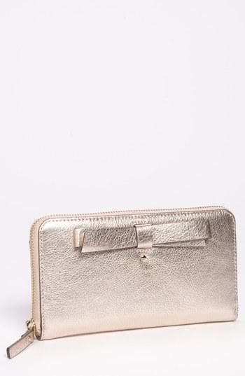 Loving this subtle bow! Kate Spade New York.