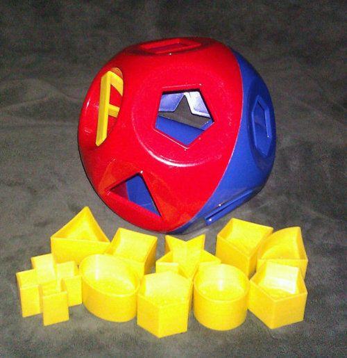 Tupperware Toy