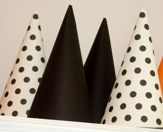 Halloween  Party Hats.