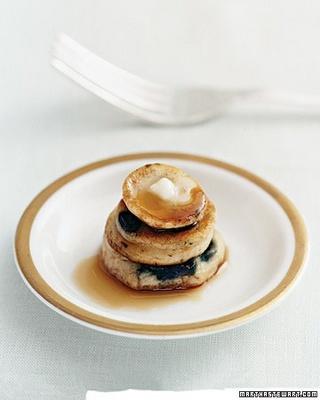 Adorable Mini-pancakes ? Dessert