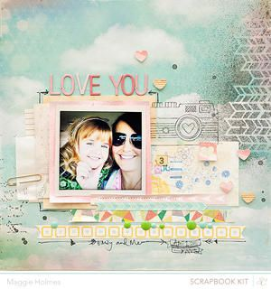 Love You {Main Kit Only} by maggie holmes at Studio Calico
