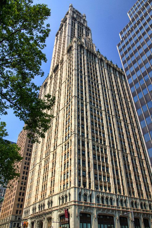 Architecture, Woolworth Building