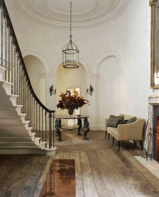 floors! ceiling! staircase!