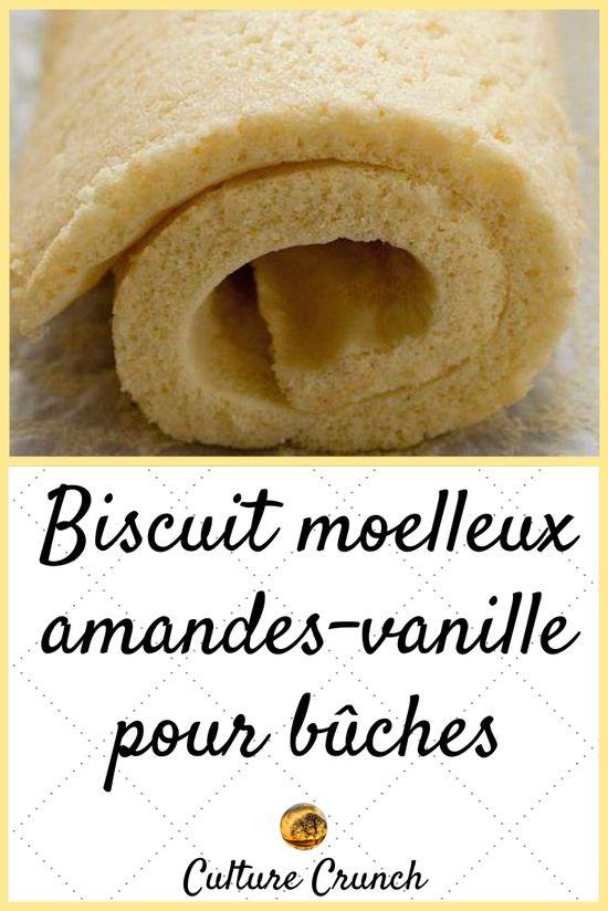 Biscuits amandes vanille