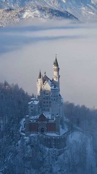 Neuschwanstein Castle-Germany