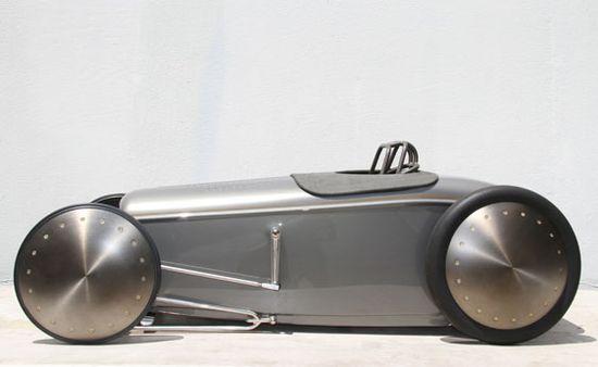 1932 Ford Salt Flat Racer Pedal Car
