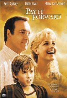 Excellent movie - Pay It Forward (2000)