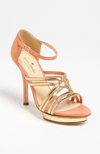 kate spade new york 'vanity' sandal available at #Nordstrom