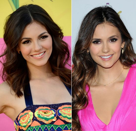 Celebrities that could play sisters