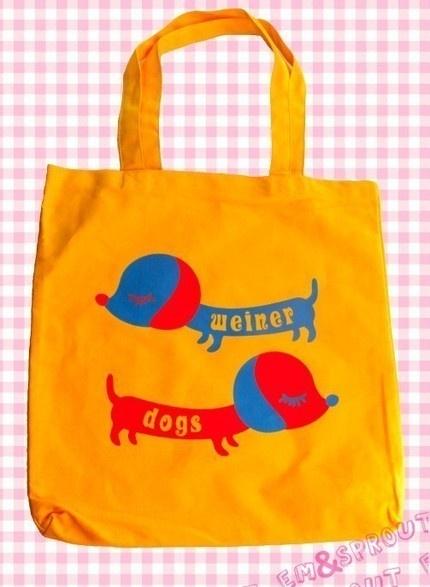 Weiner Dog Bag