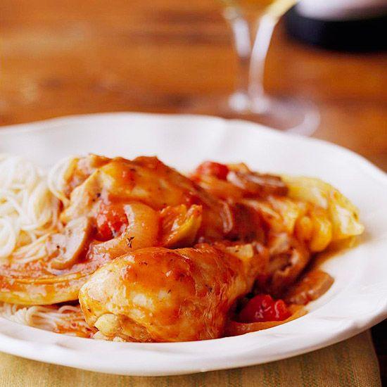 Easy Italian Chicken