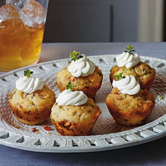 savory cupcakes. yummers