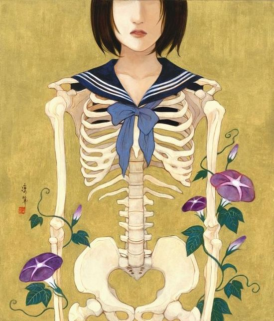 Illustrations by Rin Nadeshico