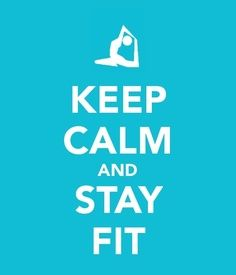 Keep Calm 7 Stay Fit! #workout #motivation #fitness #inspiration #fit #fitspiration #quotes #exercise #health #goals #determination #weight #weightloss #resolutions #strength #thehealthylife #positivity #mood #mind #priorities #attitude