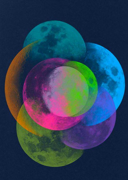 neon moons