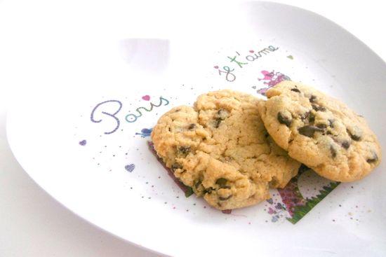 Les cookies au beurr