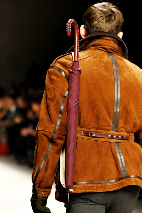 Burberry, Fall 2012