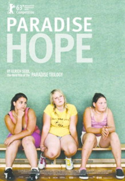 Paradise Hope movie Poster