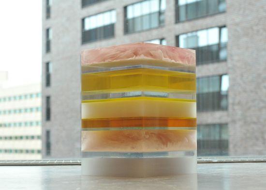 Furniture that looks like giant sweets by Matthias Borowski