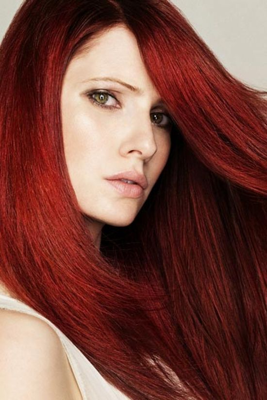 20 Amazing  And Shik Ideas For Red Hairstyles