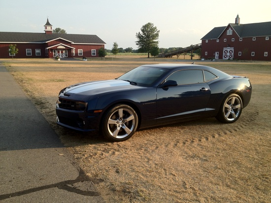 Camaro Parts Wish List