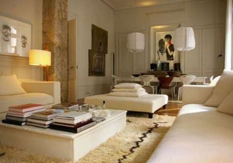 French Modern Interior