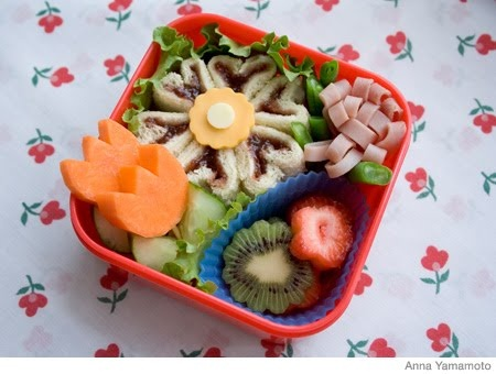 Daily Update Interior House Design: Cute and Healthy Lunch Ideas for Little Ones