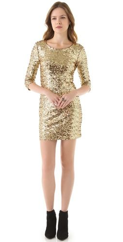 New Year's Eve Party Dress Option #1