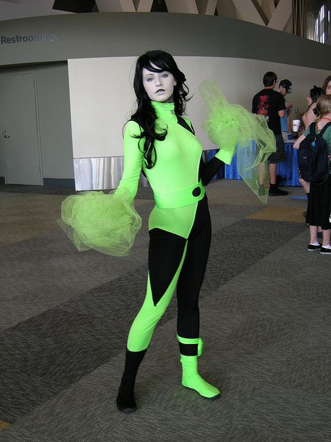 Shego cosplay from Kim Possible by TiffK