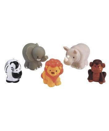 HappyLand Wild Animals